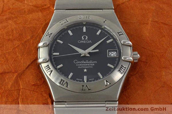 Used luxury watch Omega Constellation steel automatic Kal. 1120 Ref. 368.1201  | 151083 17