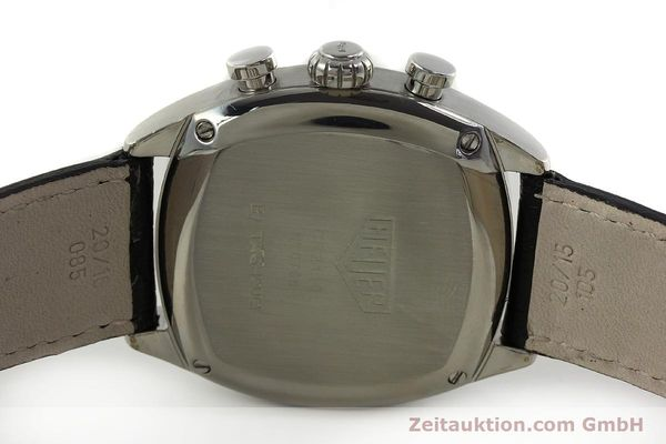 Used luxury watch Tag Heuer Monza chronograph steel automatic Kal. 17 ETA 2824-2 Ref. CR2110  | 151085 09