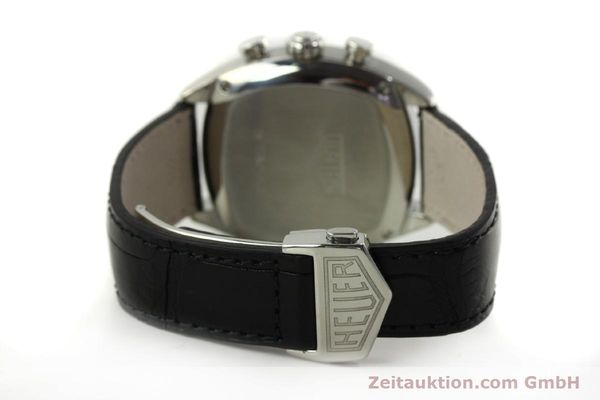 Used luxury watch Tag Heuer Monza chronograph steel automatic Kal. 17 ETA 2824-2 Ref. CR2110  | 151085 12