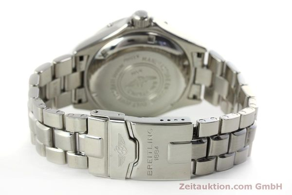 Used luxury watch Breitling Superocean steel automatic Kal. B17 ETA 2824-2 Ref. A17040  | 151090 12