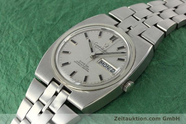 Used luxury watch Omega Constellation steel automatic Kal. 751 Ref. 168.045, 368.845  | 151093 01