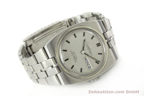 Used luxury watch Omega Constellation steel automatic Kal. 751 Ref. 168.045, 368.845  | 151093 03