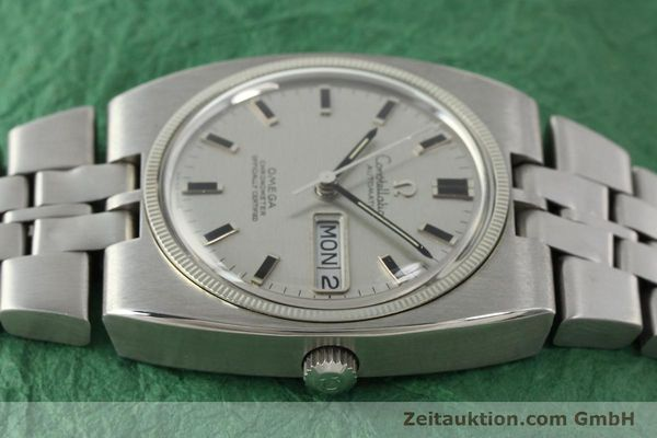 Used luxury watch Omega Constellation steel automatic Kal. 751 Ref. 168.045, 368.845  | 151093 05