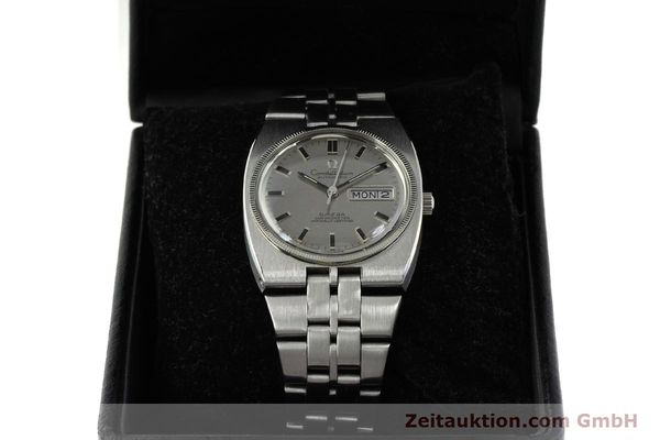 Used luxury watch Omega Constellation steel automatic Kal. 751 Ref. 168.045, 368.845  | 151093 07