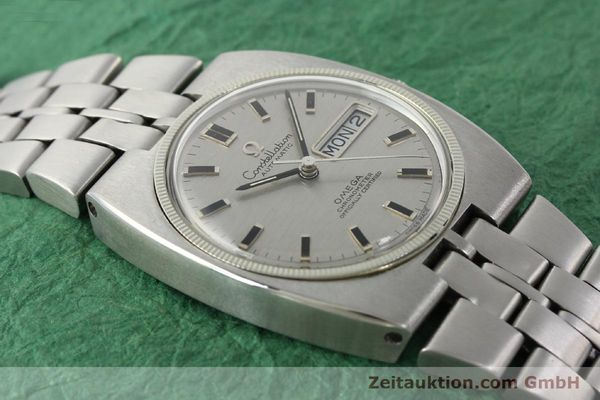 Used luxury watch Omega Constellation steel automatic Kal. 751 Ref. 168.045, 368.845  | 151093 14