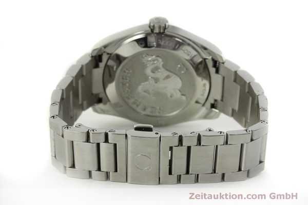 Used luxury watch Omega Seamaster steel quartz Kal. 4564 Ref. 23110396006001  | 151102 12