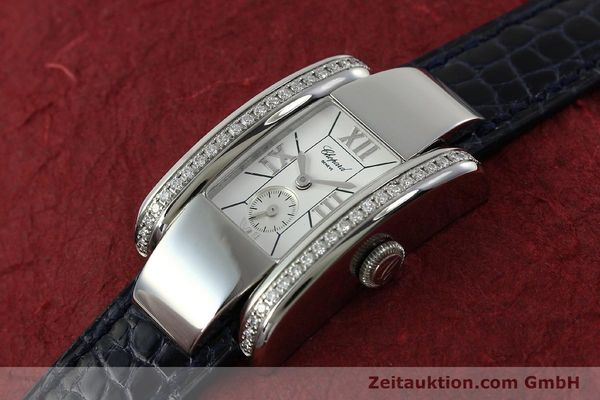 Used luxury watch Chopard La Strada steel quartz Kal. 980.153 Ref. 8357  | 151114 01
