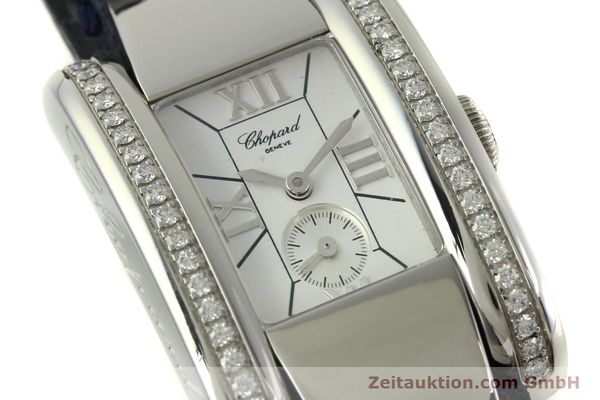 Used luxury watch Chopard La Strada steel quartz Kal. 980.153 Ref. 8357  | 151114 02