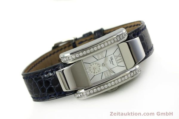 Used luxury watch Chopard La Strada steel quartz Kal. 980.153 Ref. 8357  | 151114 03