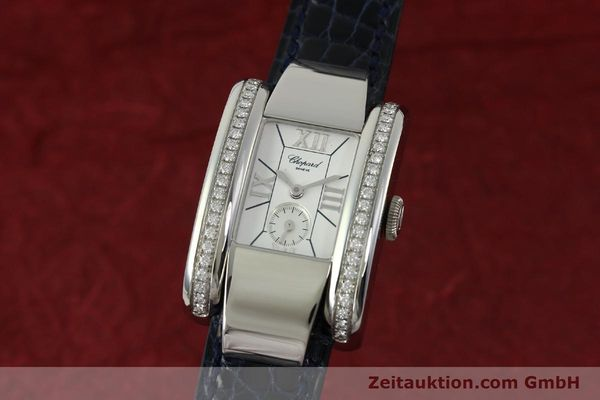 Used luxury watch Chopard La Strada steel quartz Kal. 980.153 Ref. 8357  | 151114 04