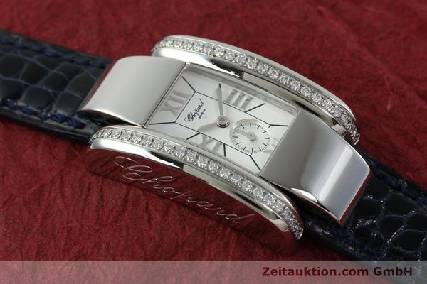 Used luxury watch Chopard La Strada steel quartz Kal. 980.153 Ref. 8357  | 151114 13