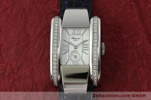 Used luxury watch Chopard La Strada steel quartz Kal. 980.153 Ref. 8357  | 151114 14