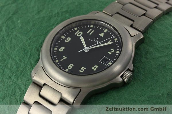 Used luxury watch Sinn 8828A titanium automatic Kal. ETA 2892A2  | 151121 01