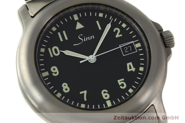 Used luxury watch Sinn 8828A titanium automatic Kal. ETA 2892A2  | 151121 02