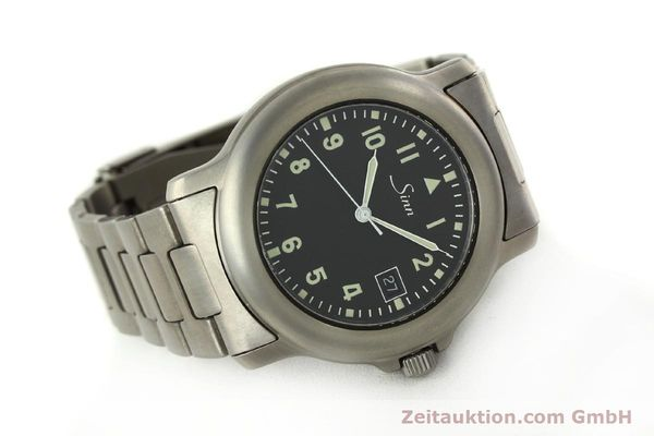 Used luxury watch Sinn 8828A titanium automatic Kal. ETA 2892A2  | 151121 03
