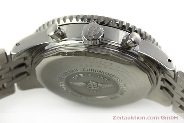 Used luxury watch Breitling Navitimer chronograph steel automatic Kal. B35 ETA 2892A2 Ref. A35340  | 151122 11