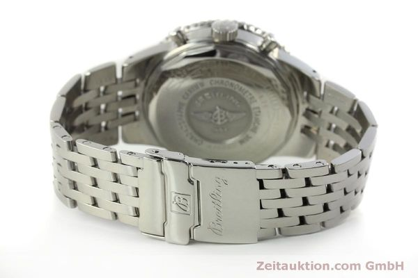 Used luxury watch Breitling Navitimer chronograph steel automatic Kal. B35 ETA 2892A2 Ref. A35340  | 151122 12