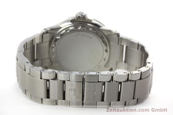 Used luxury watch Blancpain Leman steel automatic Kal. 1151 Ref. 2100-1130M  | 151123 11