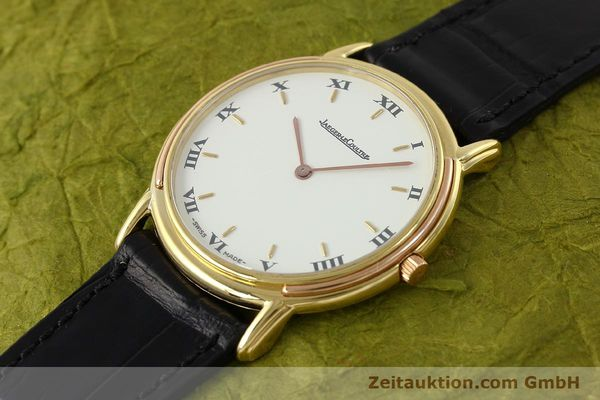 Used luxury watch Jaeger Le Coultre Odysseus 18 ct gold manual winding Kal. 839 Ref. 164.7.79  | 151124 01