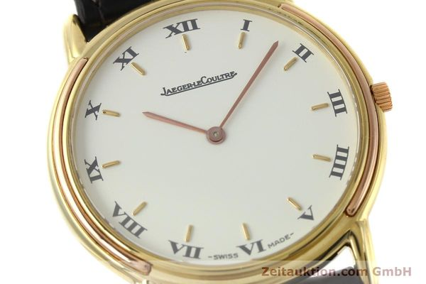 Used luxury watch Jaeger Le Coultre Odysseus 18 ct gold manual winding Kal. 839 Ref. 164.7.79  | 151124 02