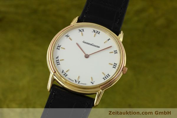 Used luxury watch Jaeger Le Coultre Odysseus 18 ct gold manual winding Kal. 839 Ref. 164.7.79  | 151124 04