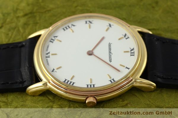 Used luxury watch Jaeger Le Coultre Odysseus 18 ct gold manual winding Kal. 839 Ref. 164.7.79  | 151124 05