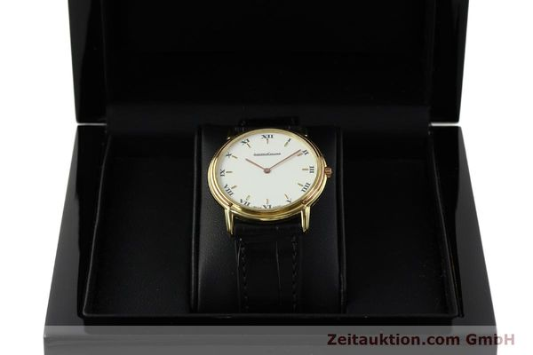 Used luxury watch Jaeger Le Coultre Odysseus 18 ct gold manual winding Kal. 839 Ref. 164.7.79  | 151124 07