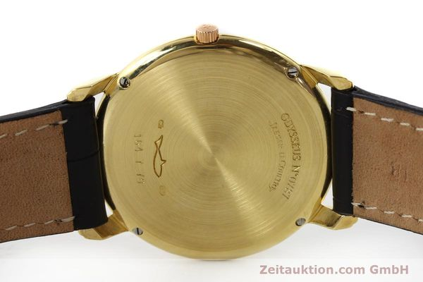Used luxury watch Jaeger Le Coultre Odysseus 18 ct gold manual winding Kal. 839 Ref. 164.7.79  | 151124 08