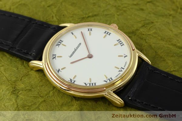Used luxury watch Jaeger Le Coultre Odysseus 18 ct gold manual winding Kal. 839 Ref. 164.7.79  | 151124 13