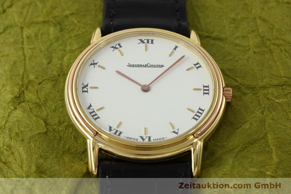 Used luxury watch Jaeger Le Coultre Odysseus 18 ct gold manual winding Kal. 839 Ref. 164.7.79  | 151124 14