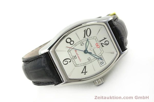 Used luxury watch Ulysse Nardin Michelangelo steel automatic Kal. ETA 2892A2 Ref. 233-68  | 151128 03