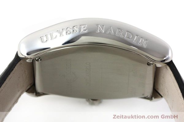 Used luxury watch Ulysse Nardin Michelangelo steel automatic Kal. ETA 2892A2 Ref. 233-68  | 151128 13