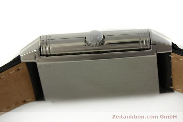 Used luxury watch Jaeger Le Coultre Reverso steel manual winding Kal. 822 Ref. 271.8.61  | 151135 08