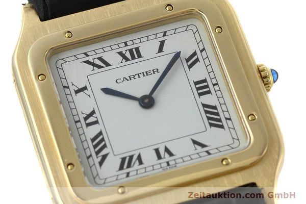Used luxury watch Cartier Panthere 18 ct gold manual winding Kal. 21  | 151136 02