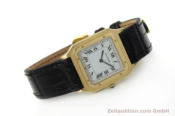 Used luxury watch Cartier Panthere 18 ct gold manual winding Kal. 21  | 151136 03