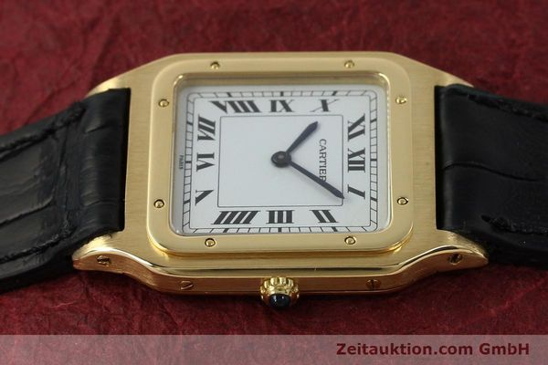 Used luxury watch Cartier Panthere 18 ct gold manual winding Kal. 21  | 151136 05
