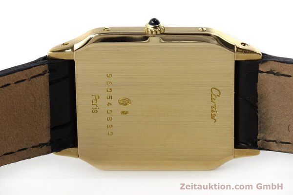 Used luxury watch Cartier Panthere 18 ct gold manual winding Kal. 21  | 151136 08