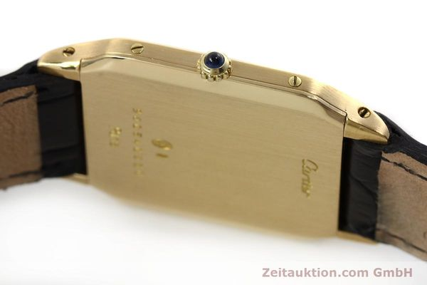 Used luxury watch Cartier Panthere 18 ct gold manual winding Kal. 21  | 151136 11