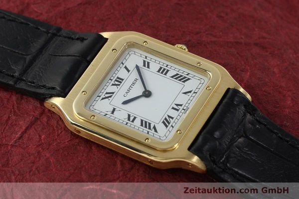 Used luxury watch Cartier Panthere 18 ct gold manual winding Kal. 21  | 151136 14