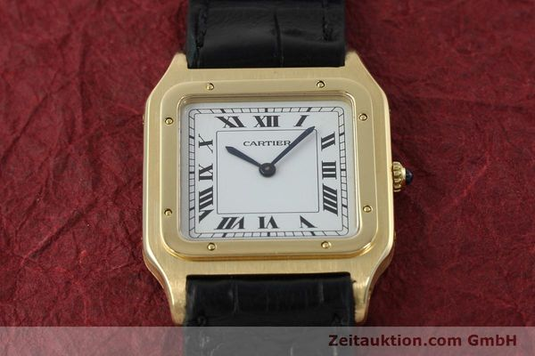 Used luxury watch Cartier Panthere 18 ct gold manual winding Kal. 21  | 151136 15