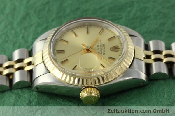 Used luxury watch Rolex Lady Date steel / gold automatic Kal. 2030 Ref. 6917  | 151144 05