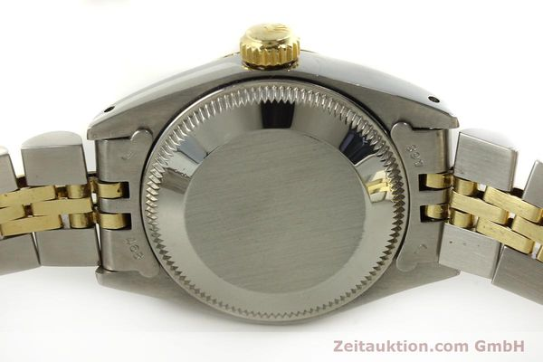 Used luxury watch Rolex Lady Date steel / gold automatic Kal. 2030 Ref. 6917  | 151144 08