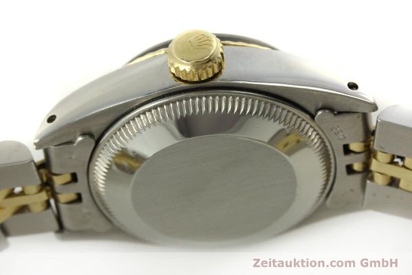Used luxury watch Rolex Lady Date steel / gold automatic Kal. 2030 Ref. 6917  | 151144 11