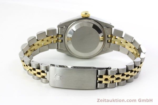 Used luxury watch Rolex Lady Date steel / gold automatic Kal. 2030 Ref. 6917  | 151144 12