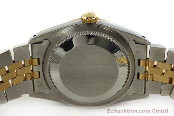 Used luxury watch Rolex Datejust steel / gold automatic Kal. 3135 Ref. 16233  | 151145 08