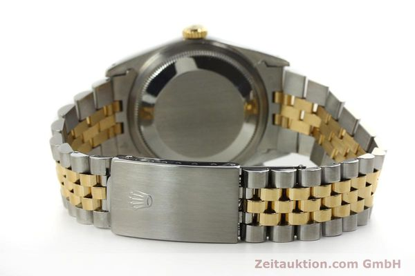 Used luxury watch Rolex Datejust steel / gold automatic Kal. 3135 Ref. 16233  | 151145 12