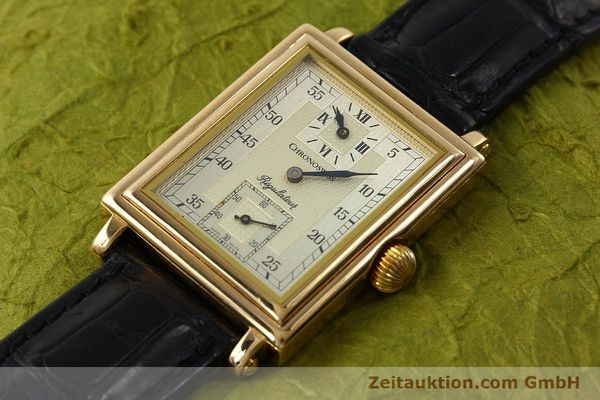 gebrauchte Luxusuhr Chronoswiss Regulateur 18k Gold Handaufzug Ref. CH2951  | 151155 01