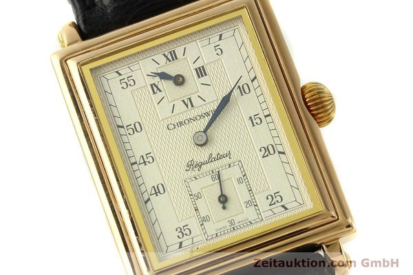 gebrauchte Luxusuhr Chronoswiss Regulateur 18k Gold Handaufzug Ref. CH2951  | 151155 02