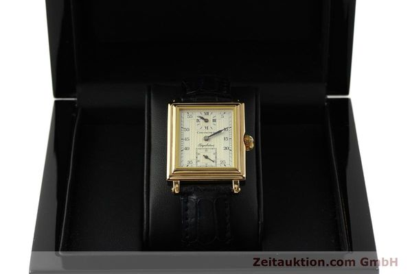 gebrauchte Luxusuhr Chronoswiss Regulateur 18k Gold Handaufzug Ref. CH2951  | 151155 07