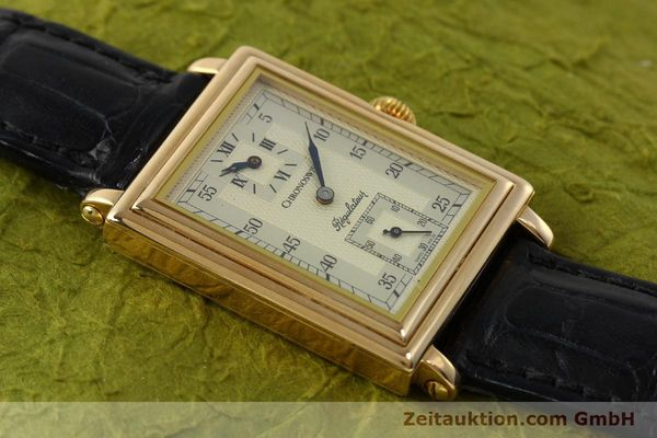 gebrauchte Luxusuhr Chronoswiss Regulateur 18k Gold Handaufzug Ref. CH2951  | 151155 15
